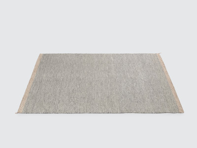 Ply Rug Black-White