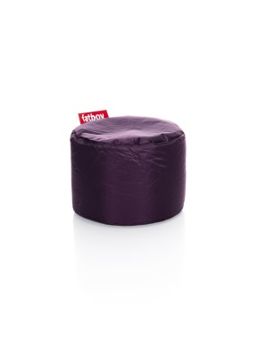 Point Stool Dark Purple