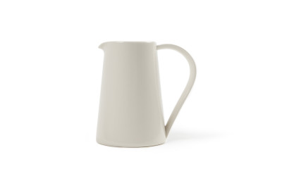 Pottery Series Pitcher Cream