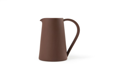 Pottery Series Pitcher Terracotta