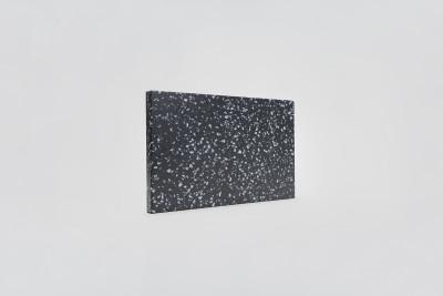 POP Piece of Plastic Piece of Plastic stracciatella black