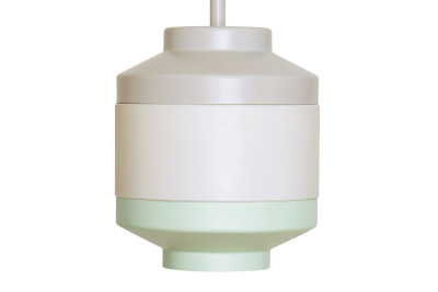 Pran Pendant Light 276 White & Mint