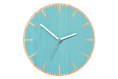 Primary Wall Clock Cog, Blue