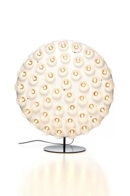 Prop Floor Lamp Round - Set of 2 2700K