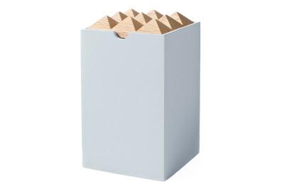 Pyramid Small Box Light Blue