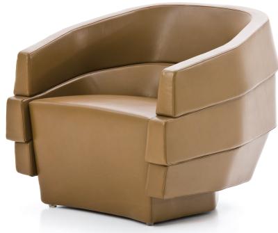 Rift Armchair A4500 - Art.48045 - 206 beige
