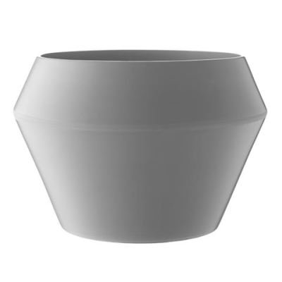 Rimm Flowerpot - Set of 2 Cool Grey, 29 x 41.5cm
