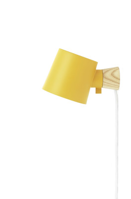 Rise Wall Lamp Yellow