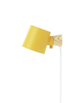 Rise Wall Lamp Yellow