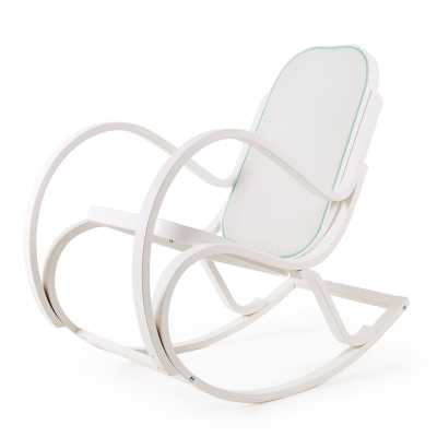 Rock Me  Rocking Chair Light Blue