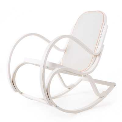 Rock Me  Rocking Chair Powde Pink
