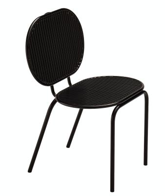 Roll Chair  Black