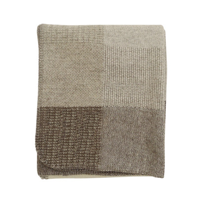 Ruana Wool Blanket