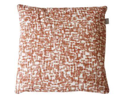 Schemer Cushion Cover Brown