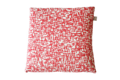 Schemer Cushion Cover red