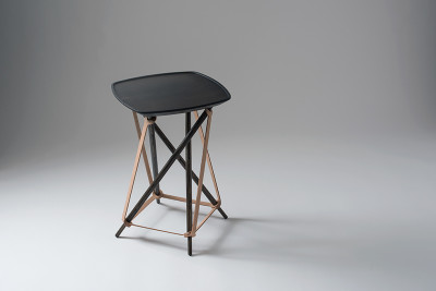 Seven Side Table/Coffee Table Black