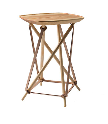 Seven Side Table/Coffee Table Wood