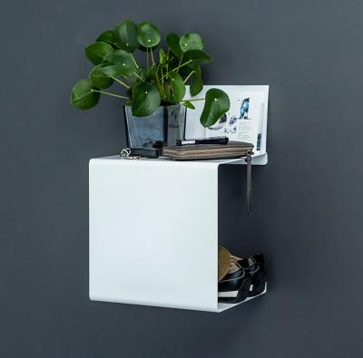 Showcase#0 Shelf White