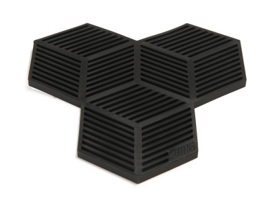 SICO - Pan Trivet  BLACK (pack of 5)