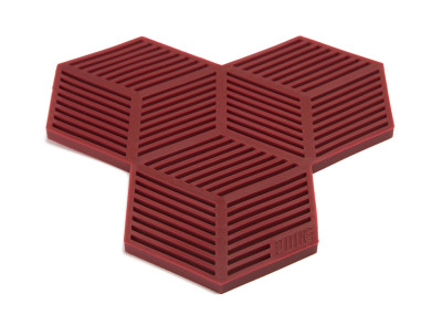 SICO - Pan Trivet  Red (pack of 5)
