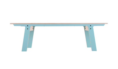 Slim 01 Mid Bench Butterfly Blue