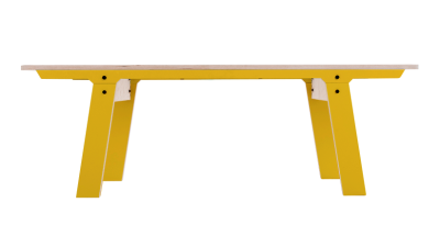 rform Slim Bench 01 Small - Canary Yellow
