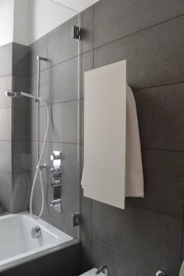 Slim Towel Warmer White