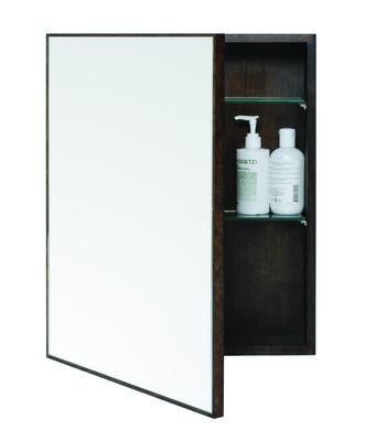 Slimline Cabinet Dark Oak