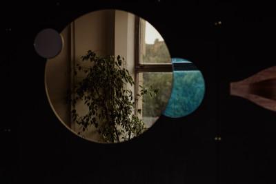 Sola Wall Mirror