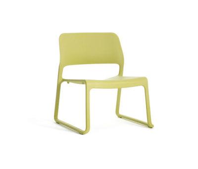 Spark Lounge Chair Citron