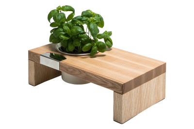 Spiceboard Two Planter Ash