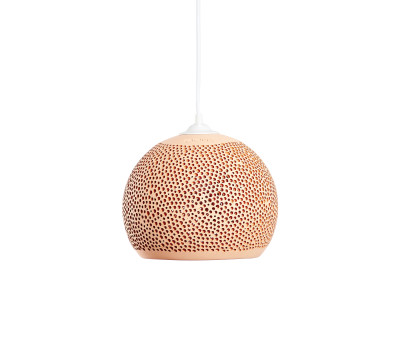 SpongeUp! Pendant Light Beige, 20 cm