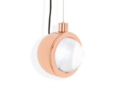 Spot Pendant Light Round