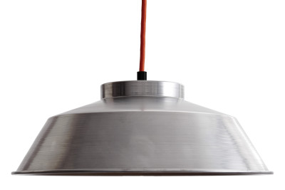 ST004  Industrial Pendant Light Red Cable