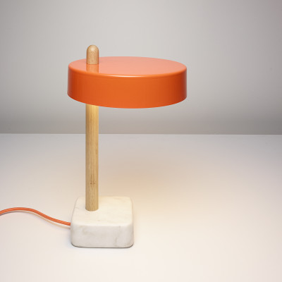 Stick Lamp - Orange