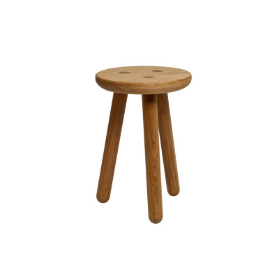 Stool One Oak