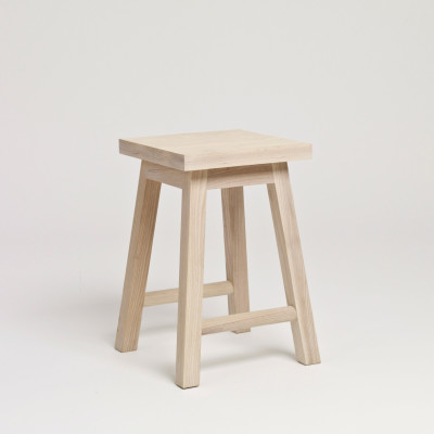 Stool Two Ash