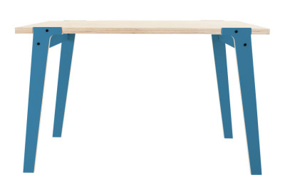 Switch Small Dining Table Iris Blue