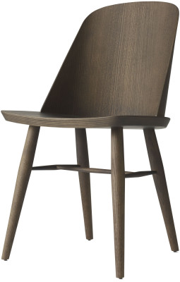 Synnes Dining Chair Brown Ash
