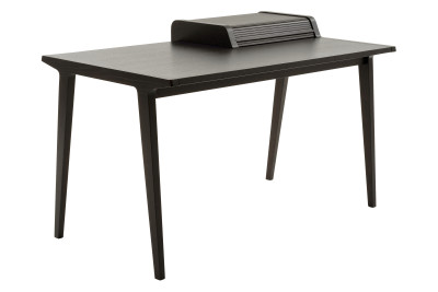 Tapparelle Desk Canaletto Walnut Finish