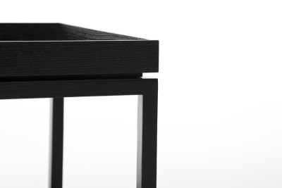 Time Coffee Table Black