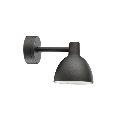 Toldbod 155 Outdoor Wall Light Black