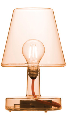 Transloetje Table Lamp Orange