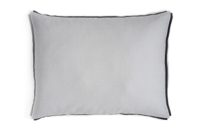 Trimmed Linen Pillowcase 1 pillowcase 50x75cm
