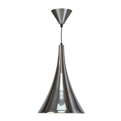 Trump Pendant Light Polished Aluminium