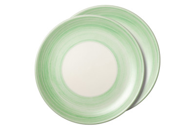 Turnì Plates Green, Large