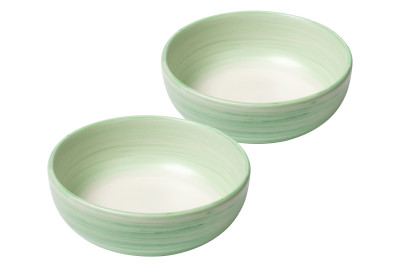 Turnì Small Bowls Green