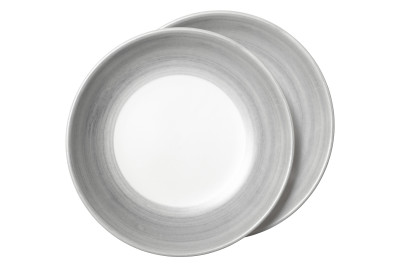 Turnì Soup Plates Grey