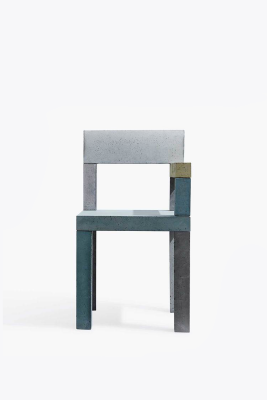 Untitled (Concrete Chair)