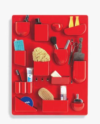 Uten.Silo red, 68x52x6.5cm